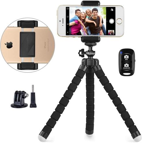 UBeesize Portable and Adjustable Camera Stand