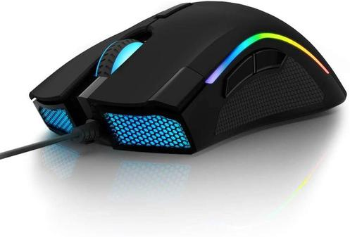 DELUX Wired Gaming mouse