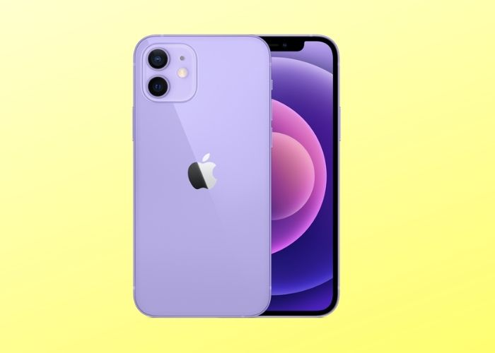 Apple is going to release the new purple iPhone 12