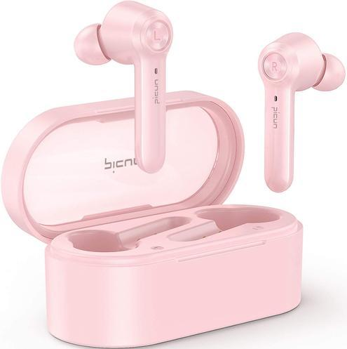 Picun W20 Pink Wireless earbuds
