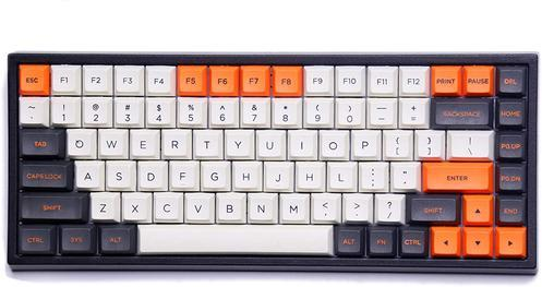Yunzii KC84 mechanical keyboards - best hot swappable keyboards
