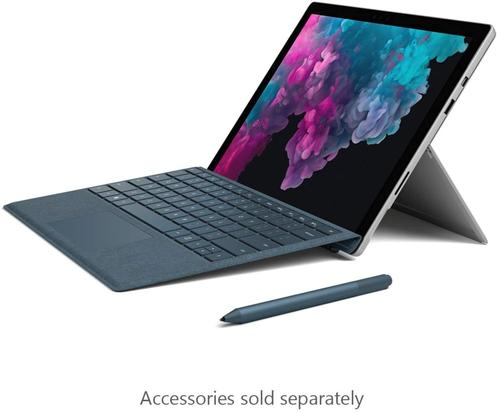 Microsoft Surface Pro 6 - best laptops for video conferencing